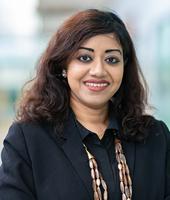 Dr Nazia Huq